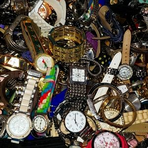 Over 100 watches